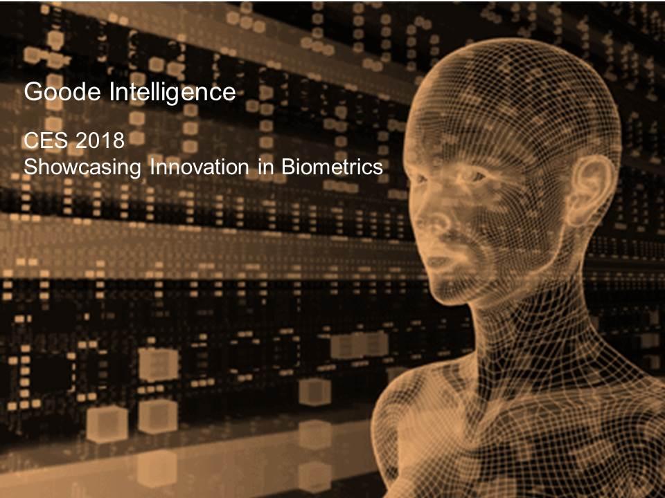CES 2018 biometric image