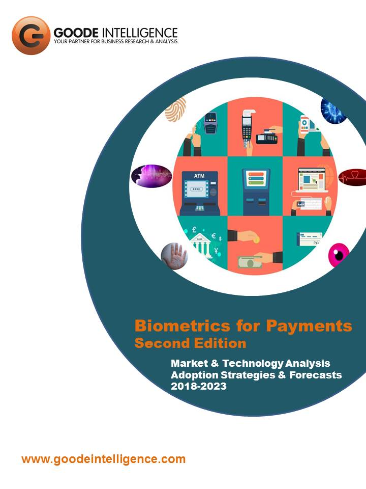 Biometric Payments two front cover