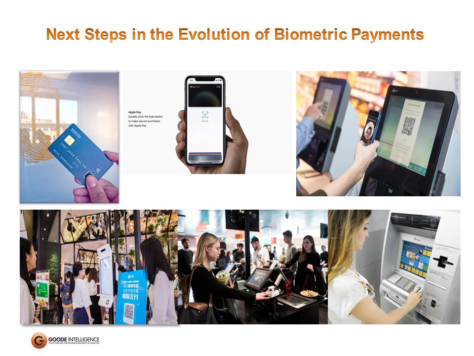 Next Steps in the Evolution of Biometric Payments