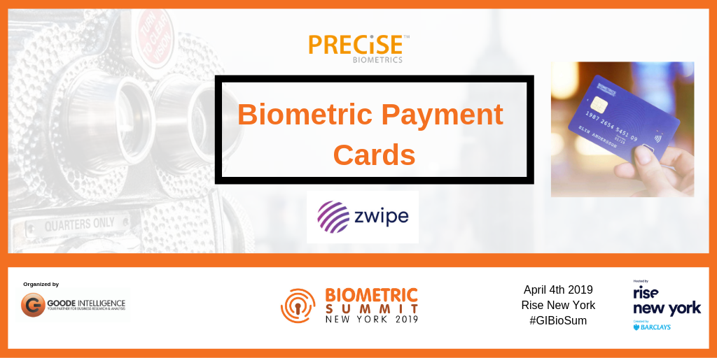 NYC Biometric Payment Cards